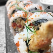SUSHI Soft Shell Crab Roll